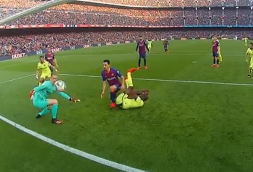 Lập siêu phẩm cứu thua, người nhện Barca giữ 3 điểm ở lại Camp Nou