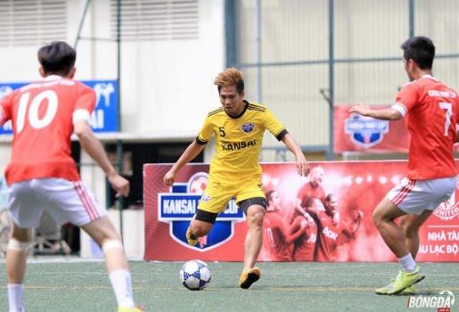 """""""Ngôi sao"""" V-League tham dự giải đấu dành cho fan M.U tại TP.HCM"""