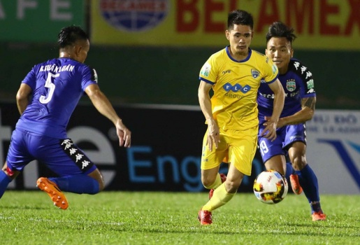 Khai màn V-League 2019: Thanh Hóa cưa điểm kịch tính với Bình Dương