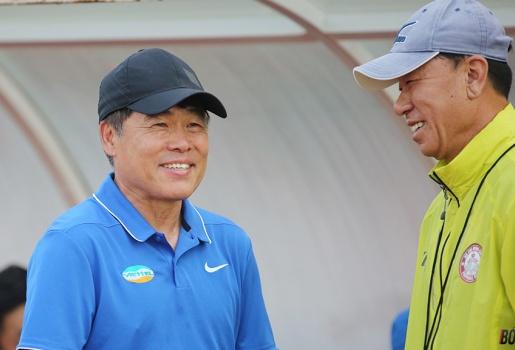 """HLV Chung Hea Soung: """"Derby HLV Hàn Quốc ư! Chơi trận cầu cống hiến phục vụ khán giả và người hâm mộ"""""""