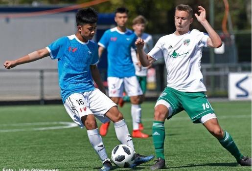 Báo châu Á khen ngợi U15 PVF vượt mặt đội bóng trẻ Totteham