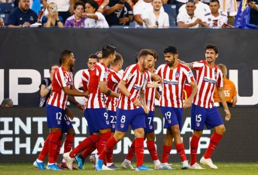 5 điểm nhấn Real Madrid 3-7 Atletico Madrid: Siêu nhân Costa; Hai tấm thẻ đỏ ngang trái