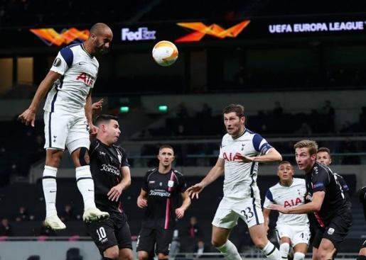 Son Heung-min lại 'thông nòng', Spurs thắng nhẹ LASK tại Europa League - Bóng Đá