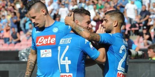 Thống kê vòng 7 Serie A: Khi Napoli thoát khỏi bóng Juventus - Bóng Đá