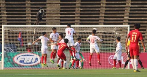 5 điểm nhấn U22 Việt Nam vs U22 Indonesia - Bóng Đá