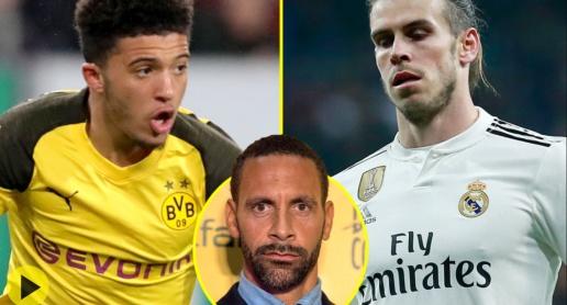 Man Utd muốn 'đốt tiền' vì Sancho và Bale, Ferdinand nói gì? - Bóng Đá