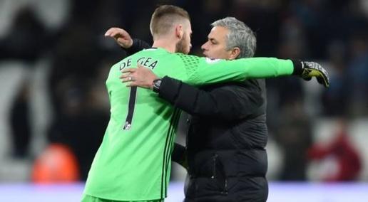 Mourinho lên tiếng, Real sẽ thôi mộng tưởng về De Gea? - Bóng Đá
