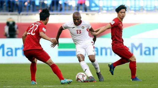 5 điểm nhấn ĐT Việt Nam 0-0 ĐT Jordan: - Bóng Đá