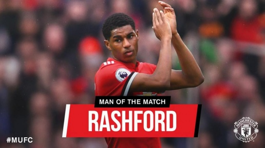 Khiến Liverpool trở tay không kịp, Rashford hay nhất trận - Bóng Đá