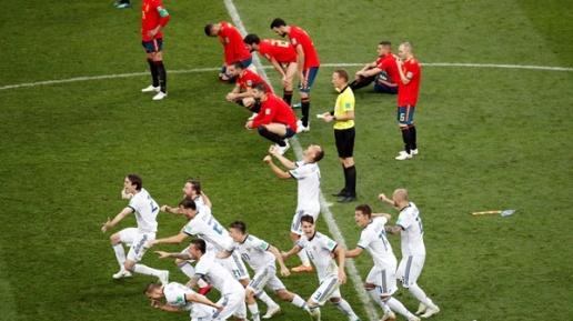 Những con số đằng sau thất bại gây sốc của Tây Ban Nha - Bóng Đá