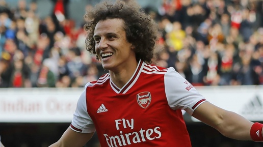 garth crooks talks about luiz - Bóng Đá