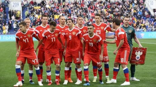 FIFA công bố BXH mới, Nga lập kỷ lục siêu tệ - Bóng Đá