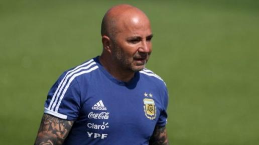 Đã rõ tương lai của HLV Sampaoli với tuyển Argentina - Bóng Đá