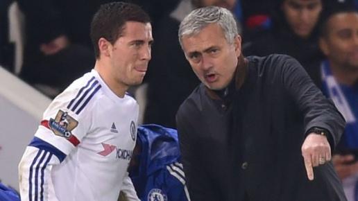 """Hazard: """"Mourinho là đặc biệt, nhưng..."""" Skysports-eden-hazard-jose-mourinho_4451957-2111"""