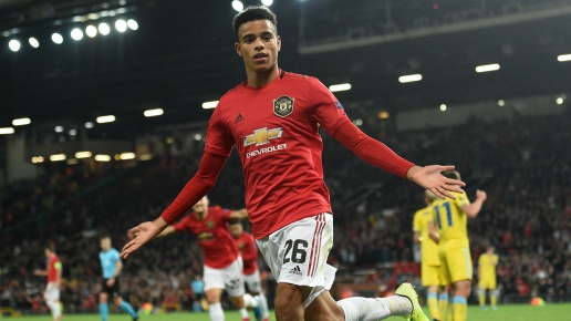 Man Utd is doing wrong things with greenwood - Bóng Đá