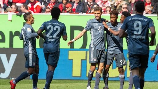 Bayern đại thắng: Bay trên đôi cánh Pháp-Đức, truyền nhân Robbery - Bóng Đá