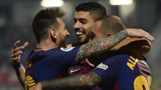 Ngoài Messi, Barcelona còn sống nhờ những pha phản lưới nhà - Bóng Đá
