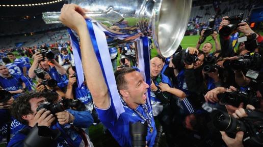 CHÍNH THỨC: John Terry chia tay Chelsea sau 22 năm gắn bó - Bóng Đá