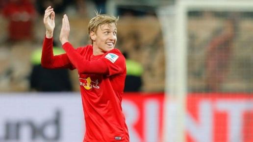 Gặp khó vụ Perisic, Man Utd duyệt chi 50 triệu euro cho sao RB Leipzig - Bóng Đá