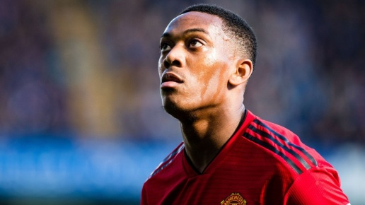 Manchester United 'saving' Anthony Martial for Arsenal clash - Bóng Đá