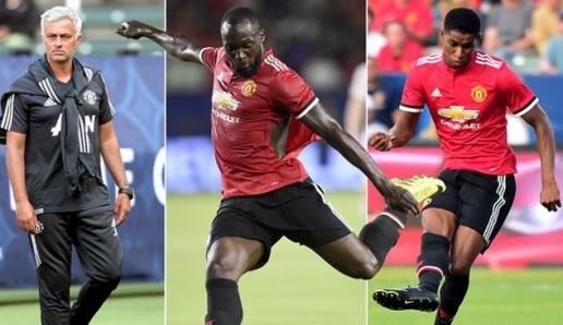 Hàng công Quỷ đỏ: Sao không là Rashford-Lukaku-Martial? - Bóng Đá