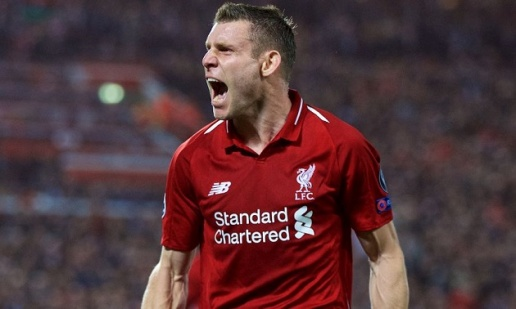 LIVERPOOL SET TO REWARD MILNER WITH NEW CONTRACT - Bóng Đá