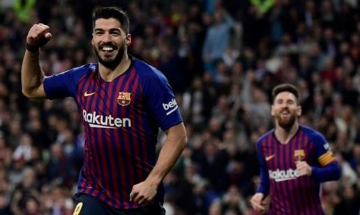 Đâu là người có thể thay thế Suarez và Messi trong tương lai? 22_2-0813