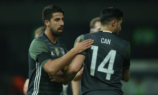 Khedira mở lời đề nghị Juventus mùa Emre Can - Bóng Đá