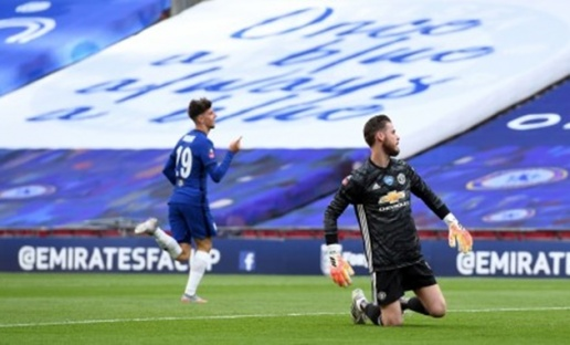 Frank Lampard ordered Mason Mount to change his shooting style before David De Gea's error in Chelsea's win over Manchester United   - Bóng Đá