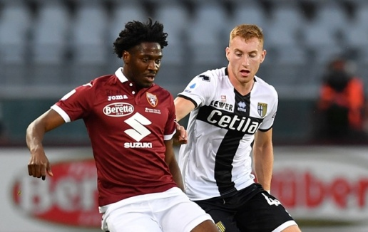 D'Aversa dằn mặt Dejan Kulusevski sau trận Parma 1-1 Torino - Bóng Đá