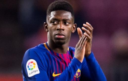 Barcelona được đề nghị trao đổi Ousmane Dembele với Man United - Bóng Đá