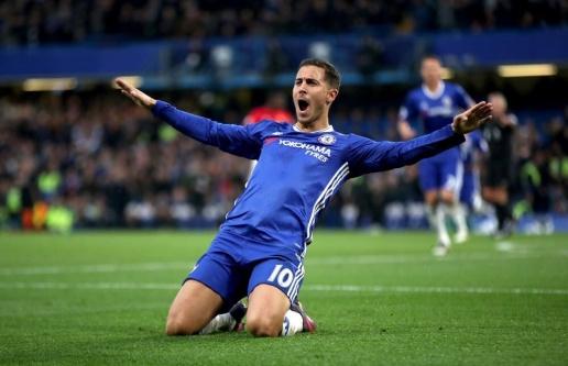 Man Utd hỏi mua Hazard, HLV Conte nói gì? - Bóng Đá