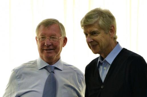 Sir Alex nói gì khi bị Wenger san bằng kỉ lục? - Bóng Đá