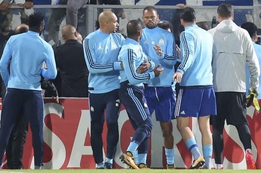 CHÍNH THỨC: Patrice Evra không còn là người của Marseille - Bóng Đá