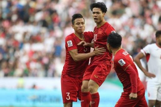 VN đội đầu tiên phá lưới Jordan - Bóng Đá