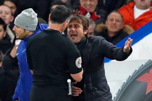 Sự 'đòn thù' từ FA, HLV Conte mau chóng cất lời xin lỗi - Bóng Đá