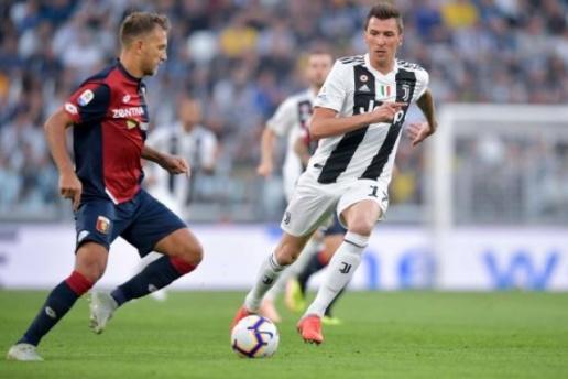 Chấm điểm Juventus trận Genoa:  - Bóng Đá