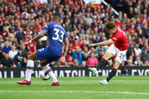 5 điểm nhấn Man United 4-0 Chelsea: