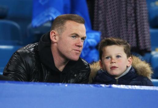 Rooney sợ con trai tiết lộ với bạn học về việc rời Man Utd - Bóng Đá