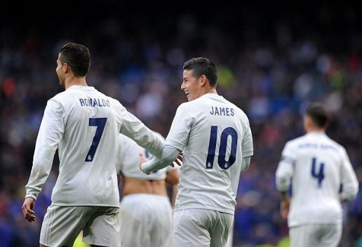James Rodriguez, tại sao không là Man Utd mà Napoli? - Bóng Đá