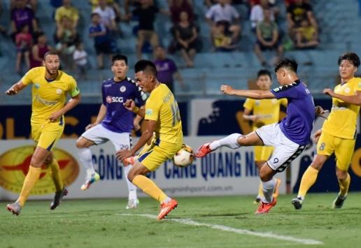 Sau trận Sanna Khánh Hoà vs CLB Hà Nội - Bóng Đá