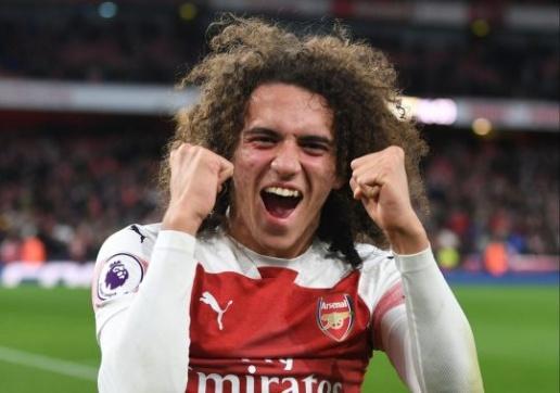 Guendouzi đến Arsenal là vì Emery - Bóng Đá