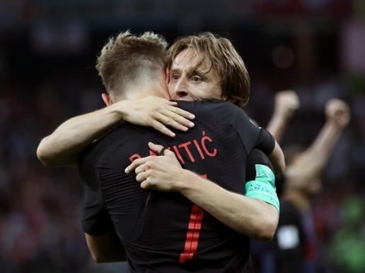 Thiên hướng chuyền bóng của Croatia sẽ là bất lợi trước Anh - Bóng Đá