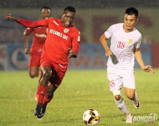 Vòng 18 V-League 2017: Gieo rắc lời nguyền