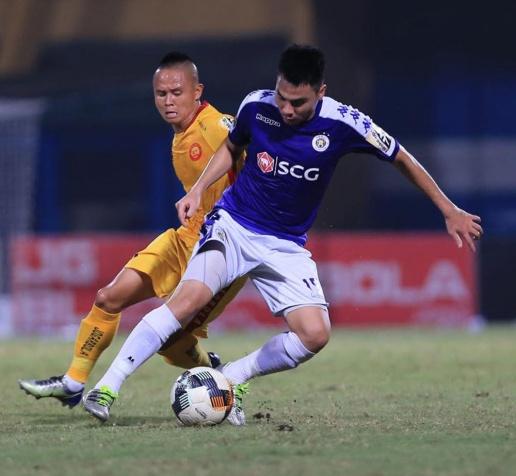 5 điểm nhấn vòng 20 V-League: HAGL, TP.HCM bại trận; Hà Nội độc chiếm ngôi đầu - Bóng Đá