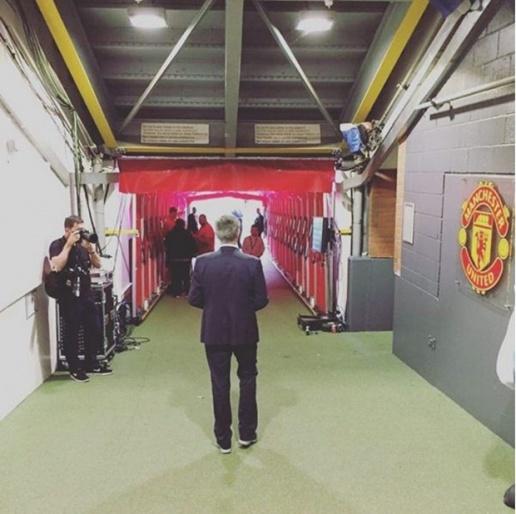 Lá thư gây bão Mourinho gửi cho Sir Alex Ferguson