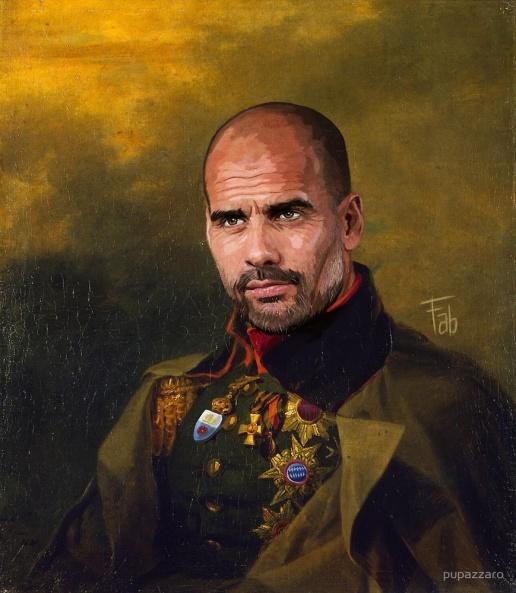 Mourinho-Klopp-Pep-Pupazz