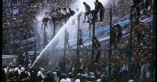 Nóng: Fan cuồng Argentina bị cấm cửa xem World Cup 2018! | Bóng Đá