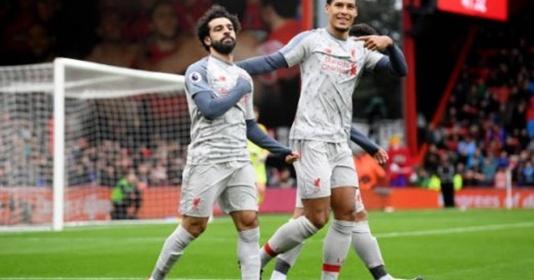 Điểm nhấn Bournemouth 0-4 Liverpool: Ai còn chỉ trích Salah? tham vọng của Howe ngày càng xa