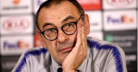 Maurizio Sarri: Hãy sa thải tôi nếu không hài lòng với mùa giải này | Bóng Đá